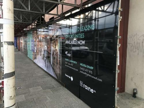 Hoarding Panels Print SAV Graphics